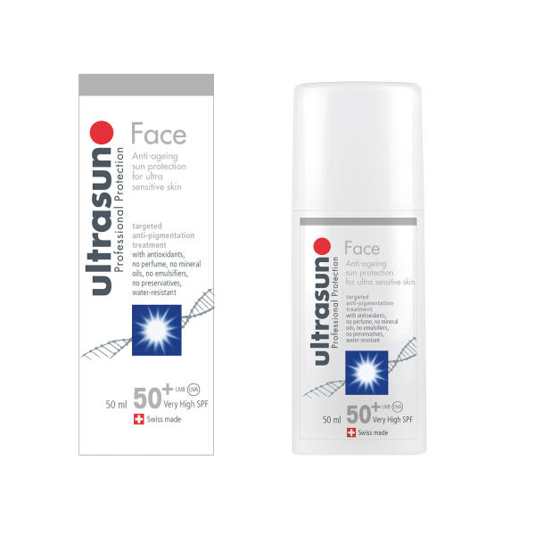 Ultrasun Anti-Pigmentation Face SPF50