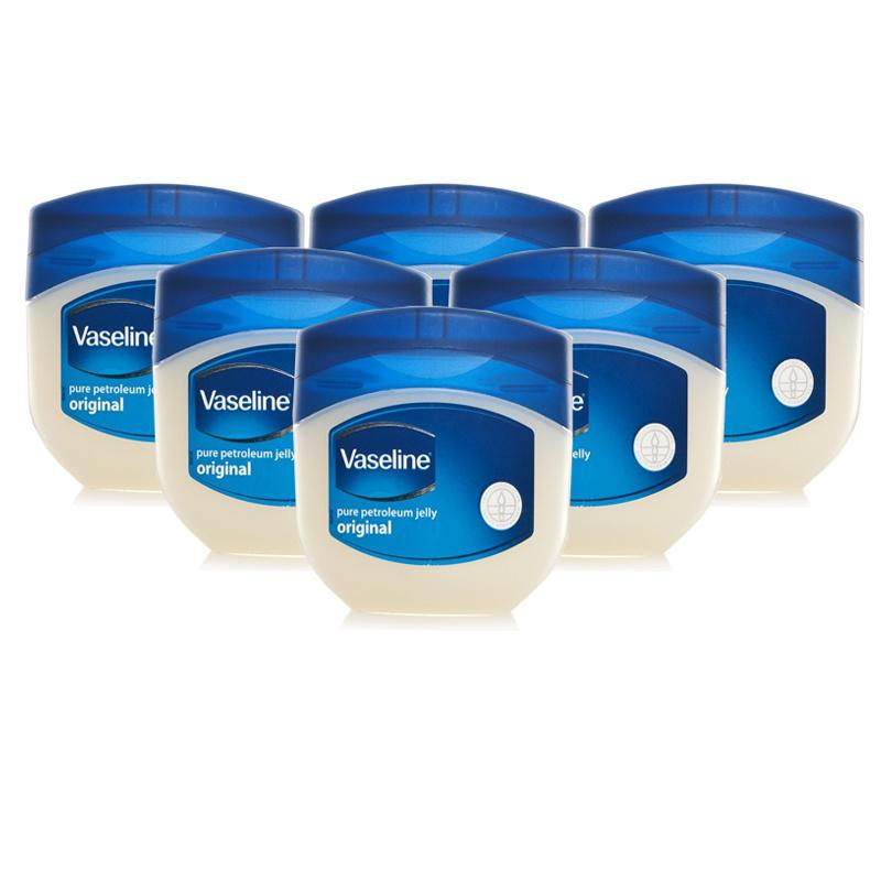 Vaseline Pure Petroleum Jelly 6 Pack