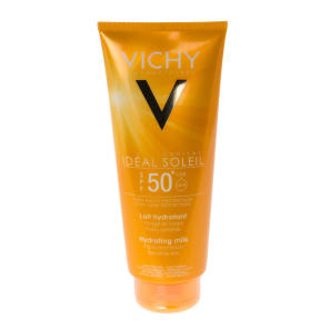 Vichy Ideal Soleil Face & Body Milk SPF50