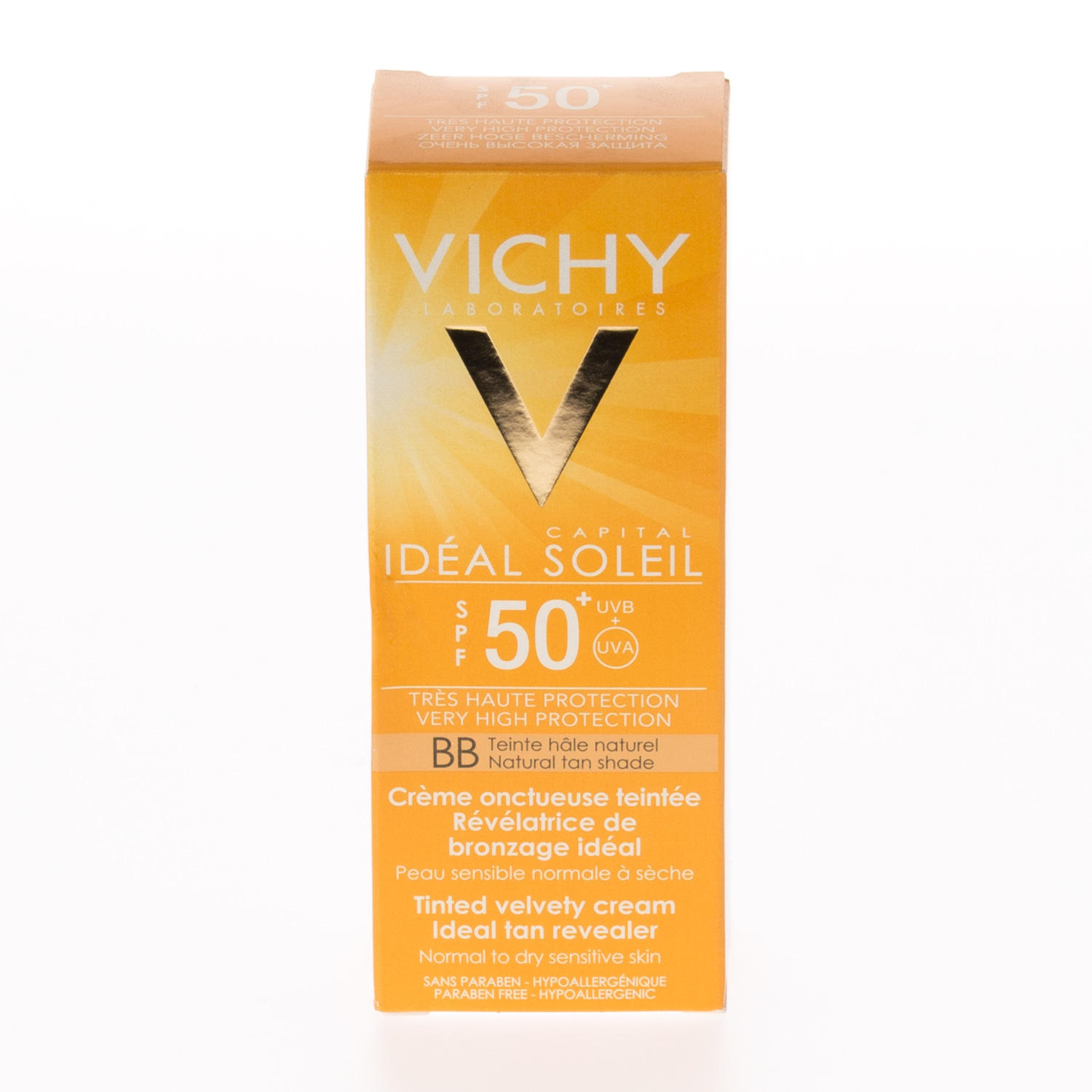 Vichy Ideal Soleil Velvety BB Cream SPF50