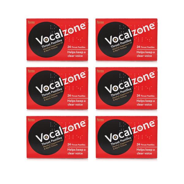 Vocalzone Pastilles 6 Pack