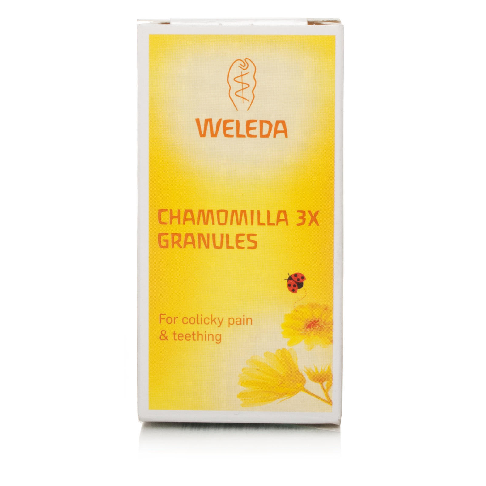 Click to view product details and reviews for Weleda Chamomilla 3x Granules.