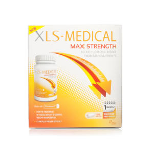 XLS-Medical Max Strength 120s