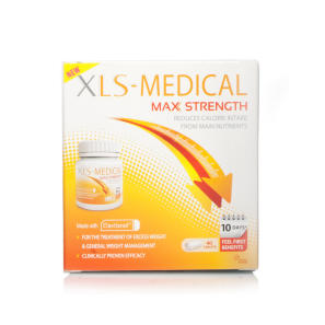 XLS-Medical Max Strength 40s